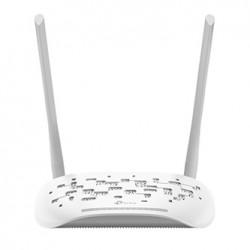 TP-LINK modem z routerem VN020-F3(ISP) 2.4GHz, 300Mbps, zewnętrzna anténa, 802.11n, VDSL/ADSL, WPS