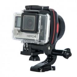 Gimbal, do telefonu/aparatu, jednoosiowy, czarny, 550, stabilizator żyroskopowy, WEWOW