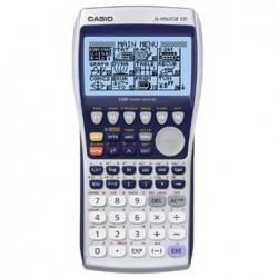 Kalkulator Casio, FX 9860 GII SD, niebieska, graficzny z rozszerzeniem pamięci kartą SD