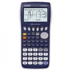 Kalkulator Casio, FX 9750 GII, niebieska, graficzny z 8 rzędowym wyświetlaczem