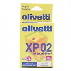 Olivetti oryginalny głowica drukująca B0218, color, 460s, Olivetti ArtJet 20, 22, Studio Jet 300, XP02