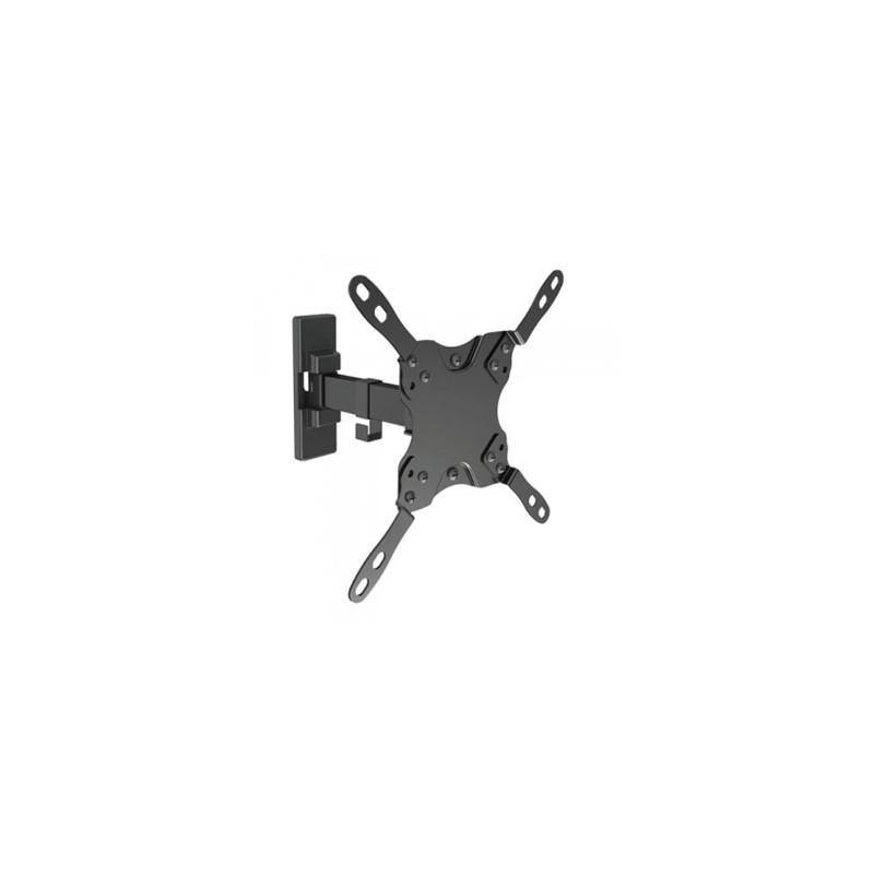"""Regulowany uchwyt SBOX LCD-221, 13""""-42"""", 20 kg max, 200x200 VESA, 80mm-190mm, czarny"""