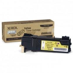 Xerox oryginalny toner 106R01337, yellow, 1000s, Xerox Phaser 6125, O